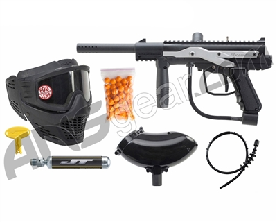 JT E-Kast Ready To Play Paintball Gun Kit