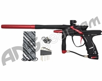 JT Impulse Paintball Gun - Black/Red