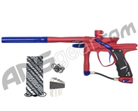 JT Impulse Paintball Gun - Red/Blue