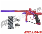 JT Impulse Paintball Gun - Red/Electric Purple