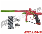 JT Impulse Paintball Gun - Red/Sour Apple