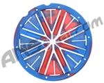 KM Rotor 2.0 Spine Feed System - Russian Legion Blue/Red Swirl