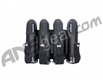 LYSK Magnetic Stealth Paintball Harness - 4+3 Gray/Black