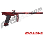 MacDev Clone GT Paintball Gun - L.E. Red Camo