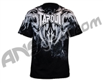 Tapout Corruption T-Shirt - Black