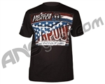 Tapout Rich Franklin American Fighter T-Shirt