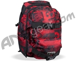 Planet Eclipse 2013 Gravel Backpack - Elogo Red