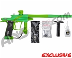 Planet Eclipse Etek 4 AM Paintball Gun - Green