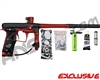 Planet Eclipse Geo 3 Paintball Gun - Black/Red