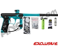 Planet Eclipse Geo 3 Paintball Gun - Black/Teal