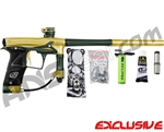 Planet Eclipse Geo 3 Paintball Gun - Gold/Forest