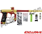 Planet Eclipse Geo 3 Paintball Gun - Gold/Red