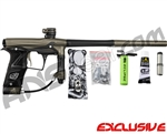 Planet Eclipse Geo 3 Paintball Gun - Grey/Black