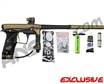 Planet Eclipse Geo 3 Paintball Gun - Khaki/Black