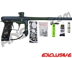 Planet Eclipse Geo 3 Paintball Gun - Navy Blue/Forest