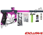 Planet Eclipse Geo 3 Paintball Gun - Navy Blue/Pink