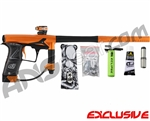 Planet Eclipse Geo 3 Paintball Gun - Orange/Black