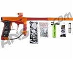 Planet Eclipse Geo 3 Paintball Gun - Orange/Red