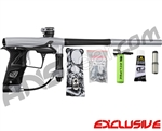 Planet Eclipse Geo 3 Paintball Gun - Silver/Black
