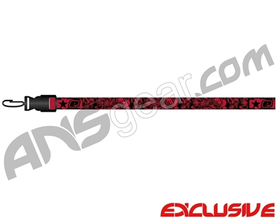Planet Eclipse Konnect Lanyard - Titan Red