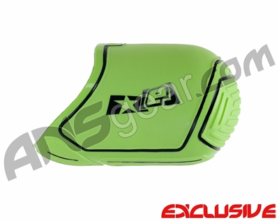 2013 Planet Eclipse Tank Cover - Medium - Lime