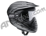 Proto Full Coverage Paintball Mask - Thermal Black