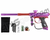 2013 Proto Reflex Rail Paintball Gun - Purple/Red