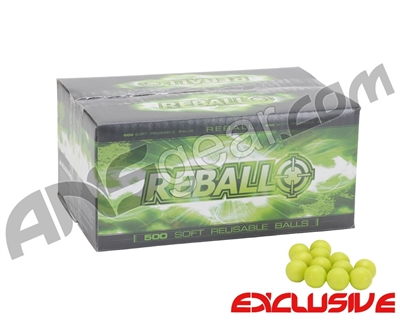 Reballs - 100 Reball Reusable Paintballs
