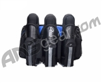 SLY 2012 Pro-Merc 3+4 Paintball Harness - Blue