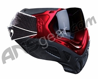 Sly Profit Paintball Mask - Red