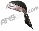 2012 Valken Redemption Paintball Headwrap - Grey Scar