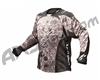 2012 Valken Redemption Paintball Jersey - Grey Scar