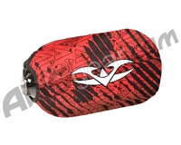 2012 Valken Redemption Tank Cover - Red Scar