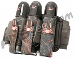 2012 Valken Crusade Paintball Harness 3+6 - Static Red