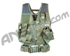 Valken Airsoft Tactical Crossdraw Vest (Youth) - Olive