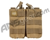 Valken Airsoft Tactical AR Double Magazine Pouch - Tan
