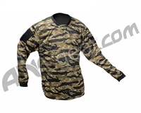 Valken V-Tac Echo Paintball Jersey - Tiger Stripe