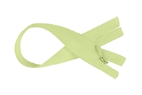 "Shadow Lime Invisible Zip by Rubi 25cm (7.8"")"
