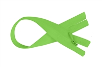 "Jasmine Green Invisible Zip by Rubi 35cm (13.78"")"