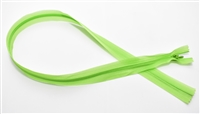 "Jasmine Green Invisible Zip by Rubi 60cm (23.50"")"