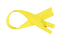"Blazing Yellow Invisible Zip by Rubi 35cm (13.78"")"