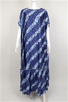 Stoned Ayanski Silk Kaftan Two Layer RTW32D1174KFSK58S Size 58