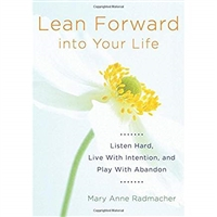 """Lean Forward Into Your Life"" Book"