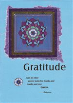 Gratitude Greeting Card