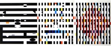 Yaacov Agam original serigraph screenprint (Triptych)