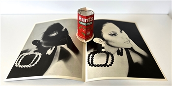 Andy Warhol lithograph Hunts Tomato Paste