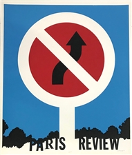 Allan D'Arcangelo | Paris Review signed numbered silkscreen