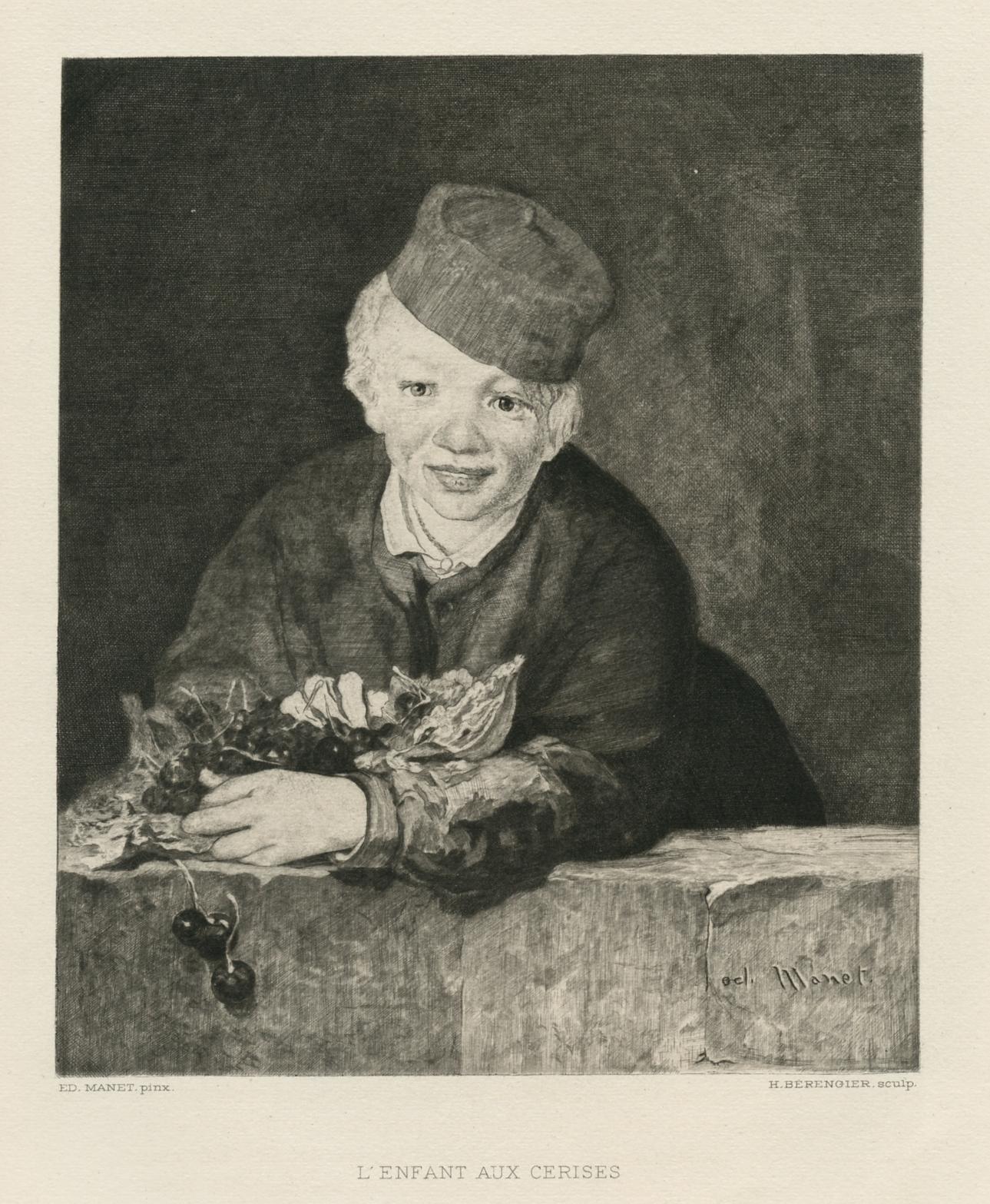 Goya Manet Olympia