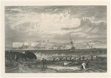 J. M. W. Turner Margate engraving