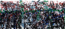 Jean-Paul Riopelle original lithograph, 1970
